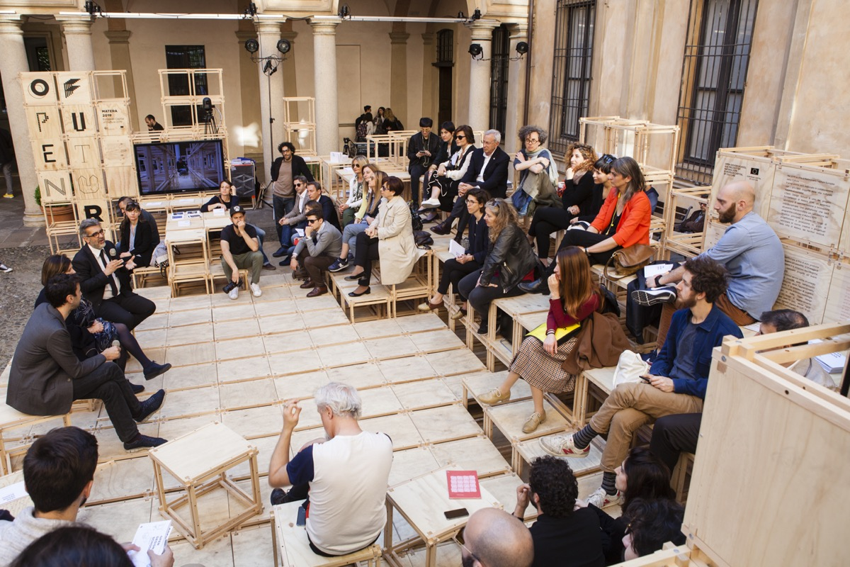 Open Design School in the Milano Design Week 2017