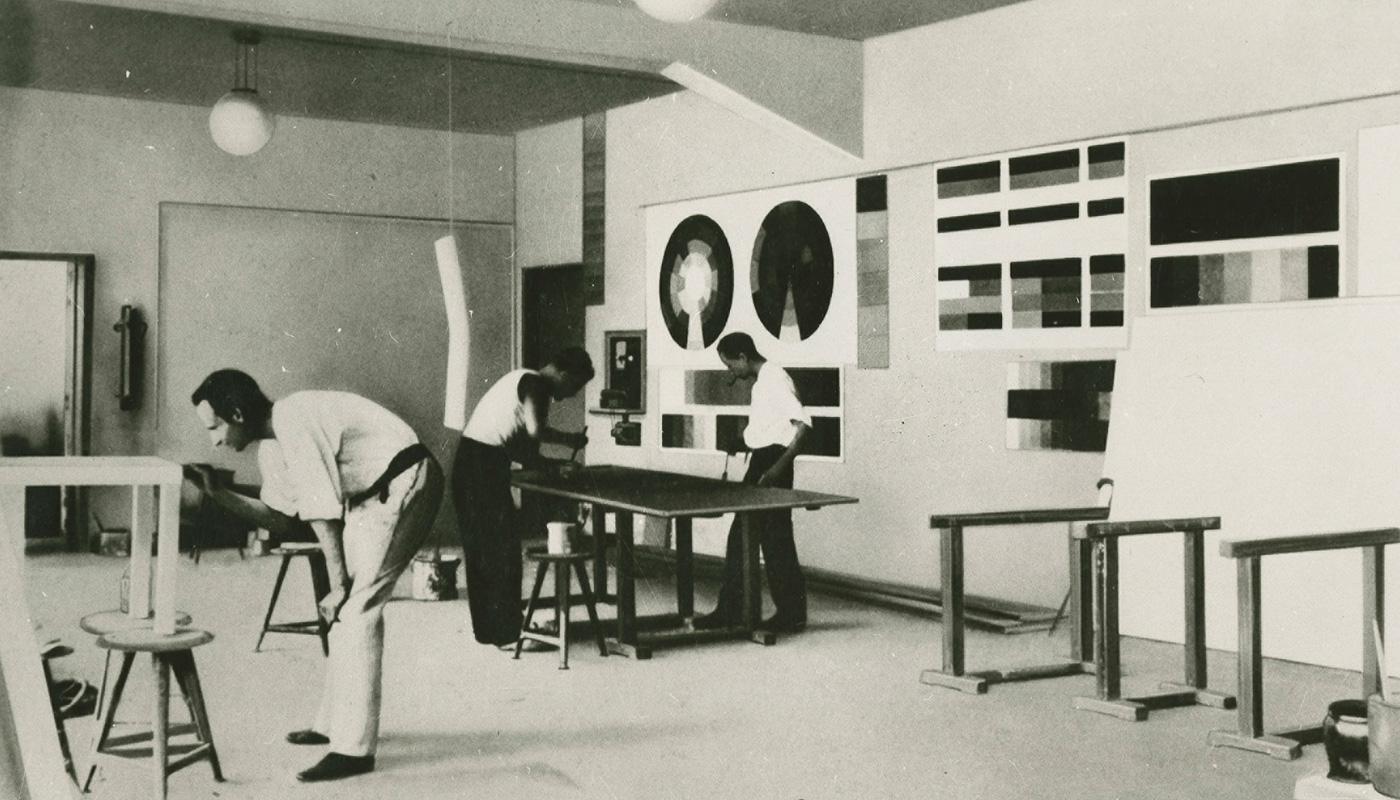 Bauhaus Interiors Bauhaus