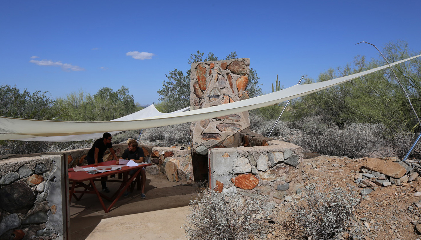 Taliesin West School of Architecture