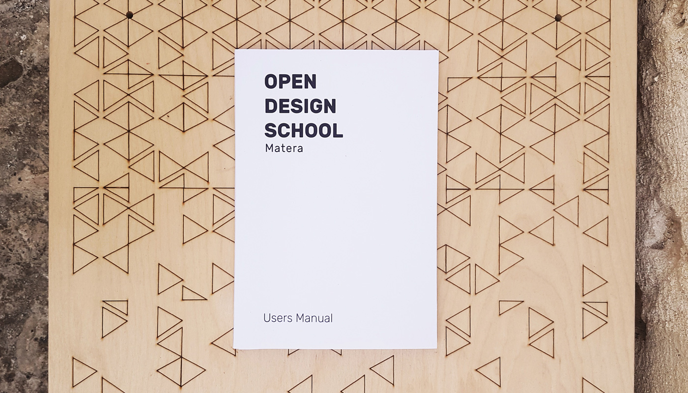 Open Design School Users Manual