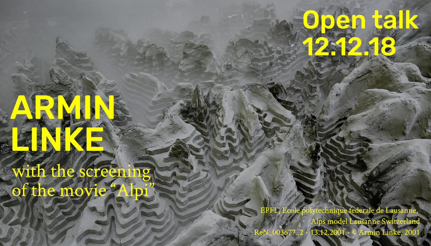 Open Talk - Armin Linke