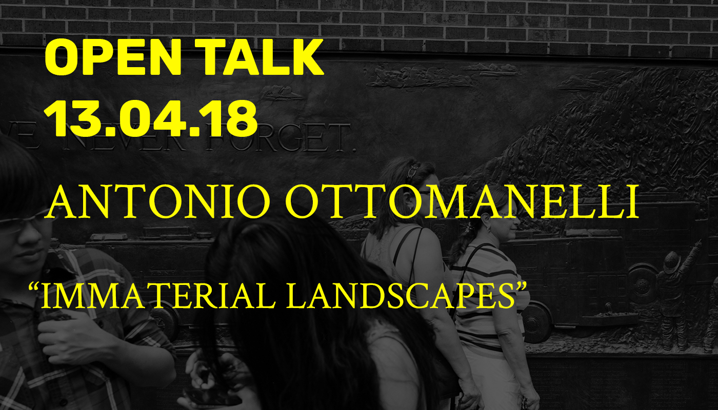 Open Talk - Antonio Ottomanelli -