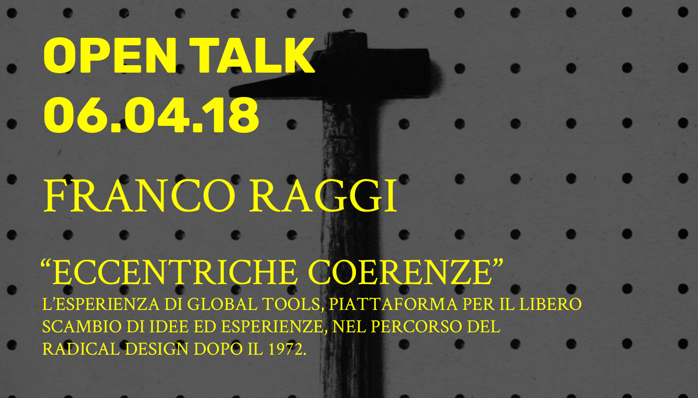 Open Talk - Franco Raggi -