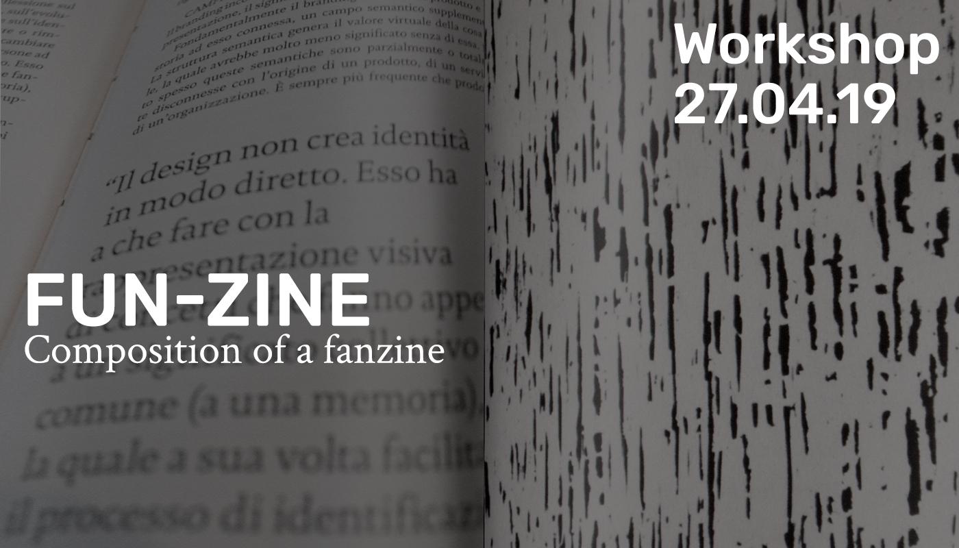 Workshop - FUN-ZINE