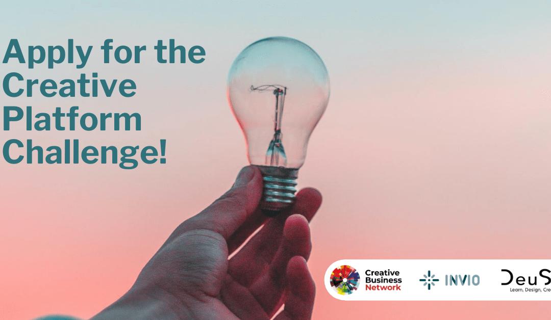 The Creative Platform Challenge